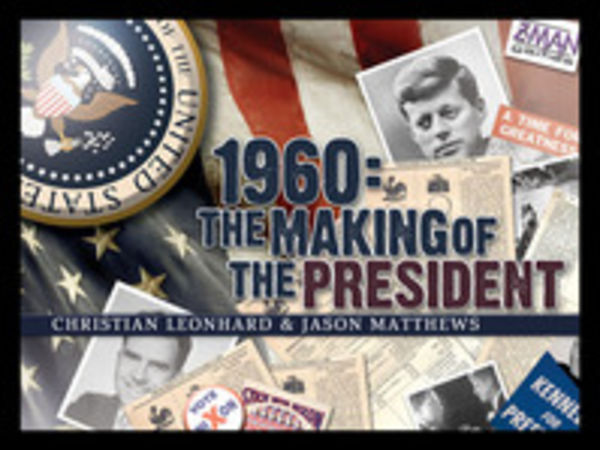 Bild zu Alle Brettspiele-Spiel 1960: The Making of the President
