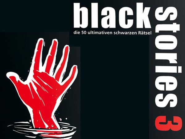 Bild zu Alle Brettspiele-Spiel Black Stories 3