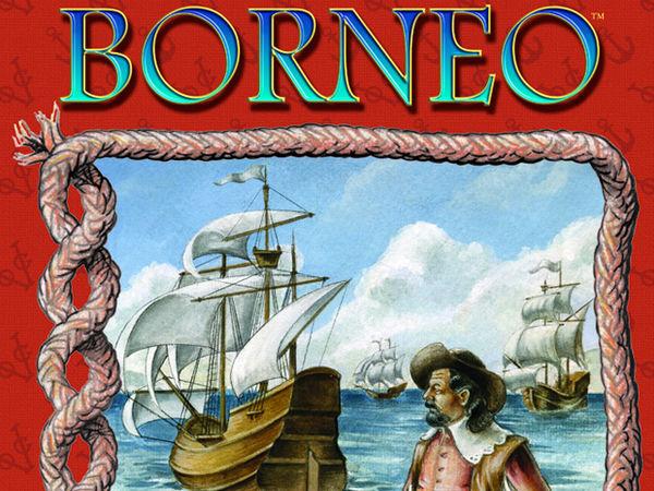 Bild zu Alle Brettspiele-Spiel Borneo