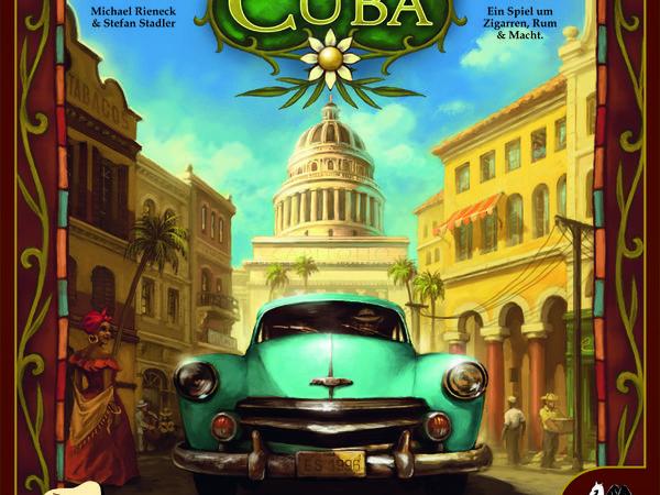 Bild zu Alle Brettspiele-Spiel Cuba