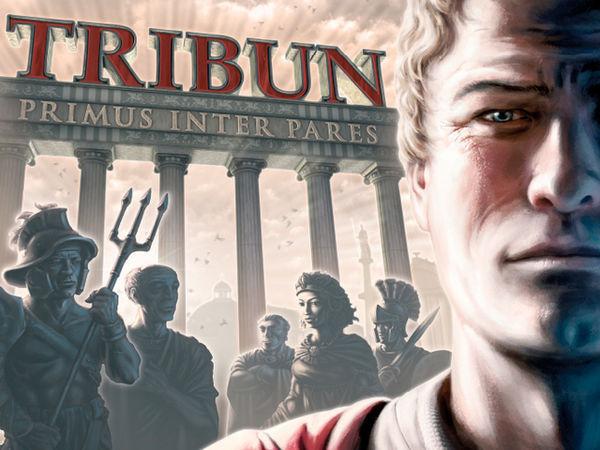 Bild zu Alle Brettspiele-Spiel Tribun: Primus inter pares