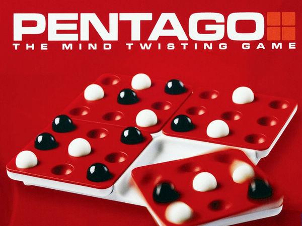 Bild zu Alle Brettspiele-Spiel Pentago