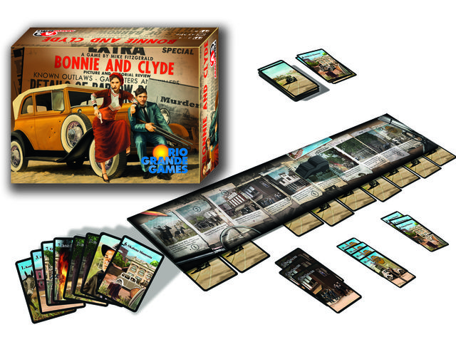 Bonnie and Clyde Bild 1