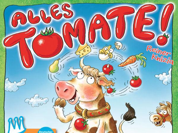 Bild zu Alle Brettspiele-Spiel Alles Tomate!