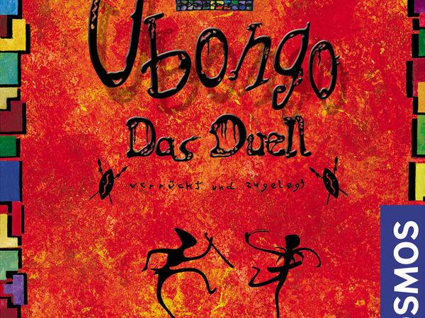 Bild zu Alle Brettspiele-Spiel Ubongo: Das Duell