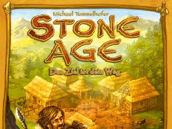 Bild zu Alle Brettspiele-Spiel Stone Age