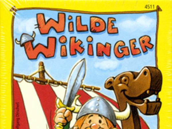 Bild zu Alle Brettspiele-Spiel Wilde Wikinger