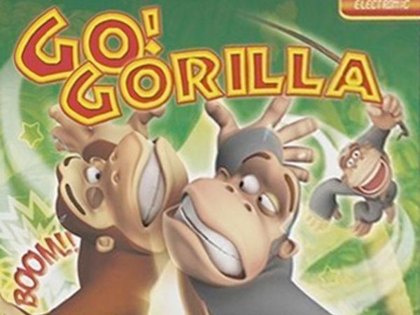 Bild zu Alle Brettspiele-Spiel Go! Gorilla