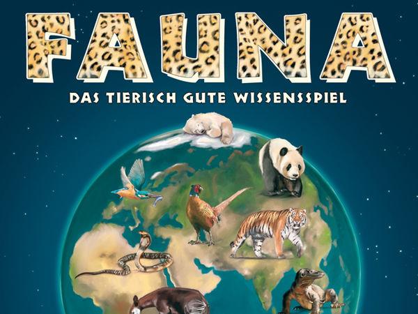 Bild zu Alle Brettspiele-Spiel Fauna