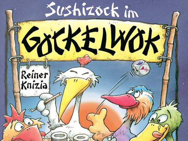 Bild zu Alle Brettspiele-Spiel Sushizock im Gockelwok