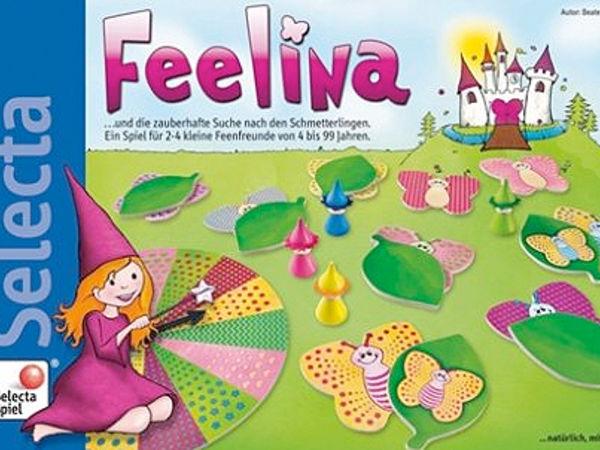 Bild zu Alle Brettspiele-Spiel Feelina