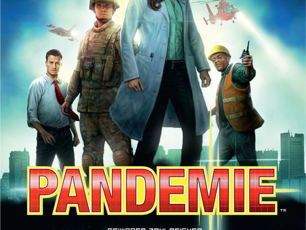 Bild zu Alle Brettspiele-Spiel Pandemie
