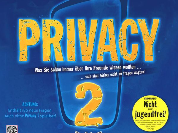 Bild zu Alle Brettspiele-Spiel Privacy 2