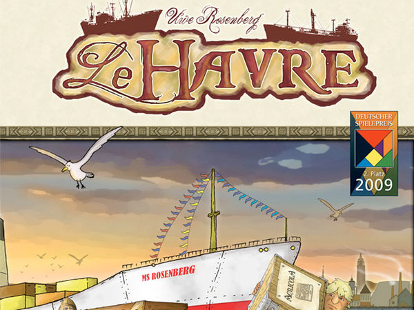 Bild zu Alle Brettspiele-Spiel Le Havre