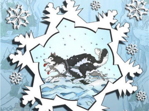 Bild zu Alle Brettspiele-Spiel Snow Tails