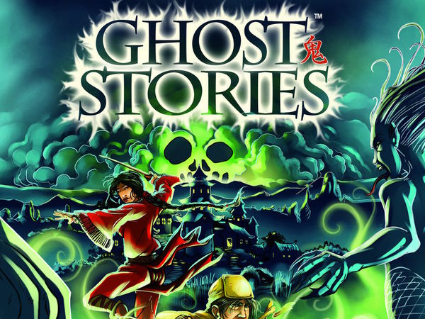Bild zu Alle Brettspiele-Spiel Ghost Stories