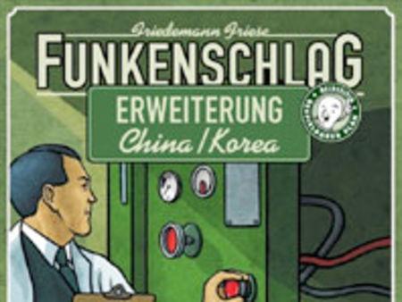 Funkenschlag - Erweiterung China/Korea