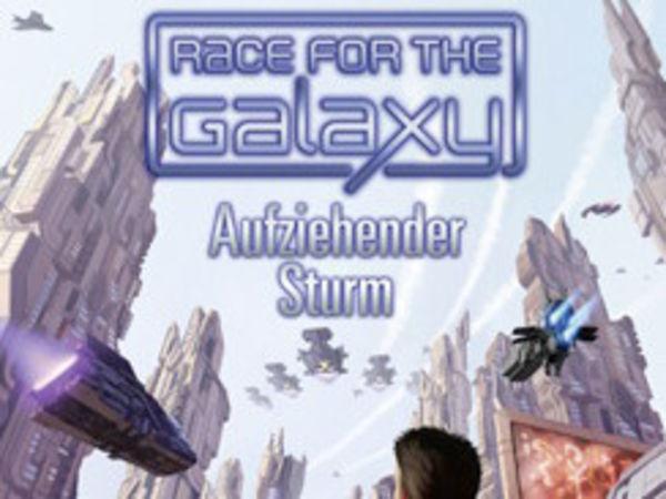 Bild zu Alle Brettspiele-Spiel Race for the Galaxy: Aufziehender Sturm