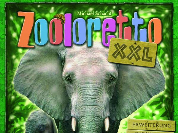 Bild zu Alle Brettspiele-Spiel Zooloretto: XXL