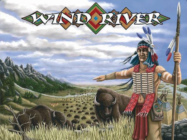 Bild zu Alle Brettspiele-Spiel Wind River