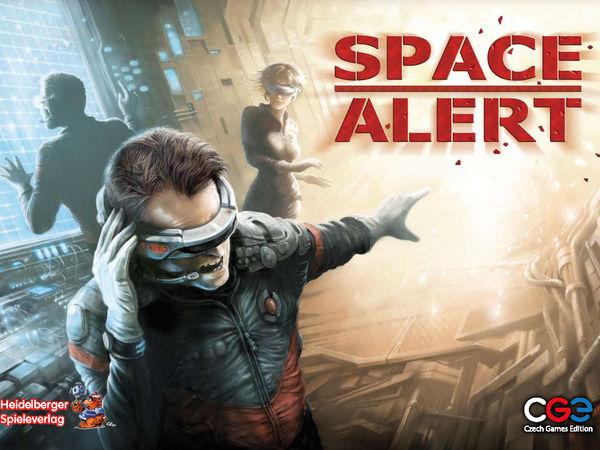 Bild zu Alle Brettspiele-Spiel Space Alert