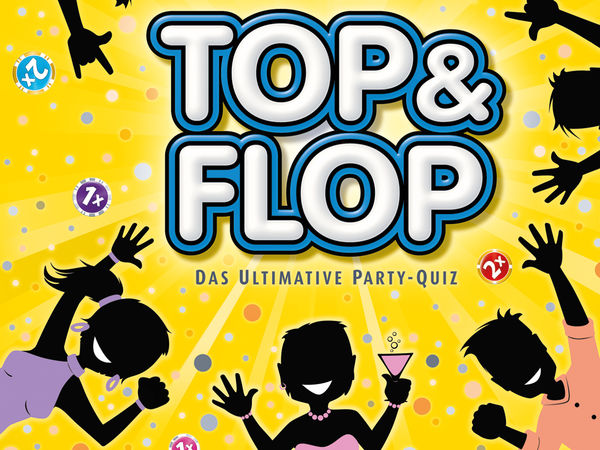 Bild zu Alle Brettspiele-Spiel Top & Flop