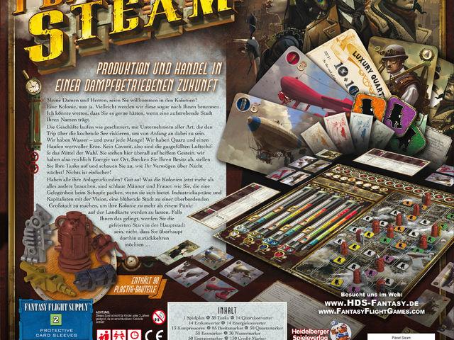 Planet Steam Bild 1