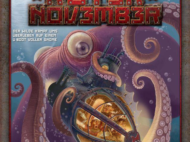 Roter November Bild 1