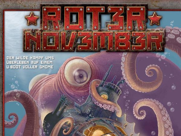Bild zu Alle Brettspiele-Spiel Roter November