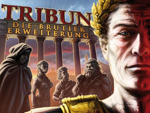 Bild zu Alle Brettspiele-Spiel Tribun: Die Brutier Erweiterung