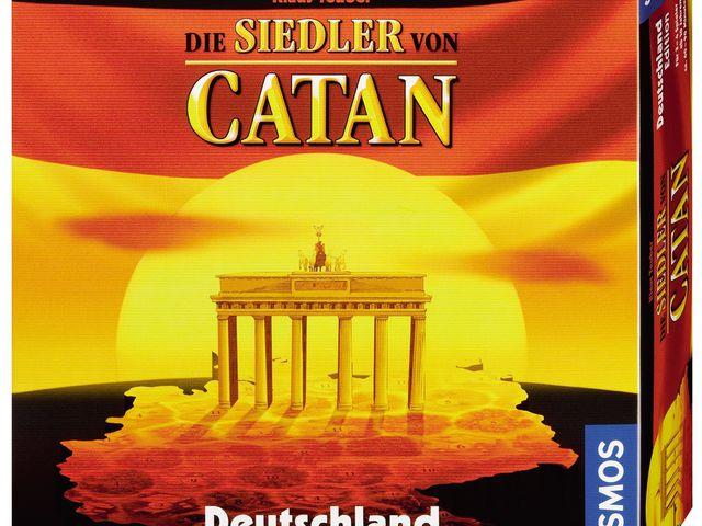Die Siedler von Catan: Deutschland Edition Bild 1