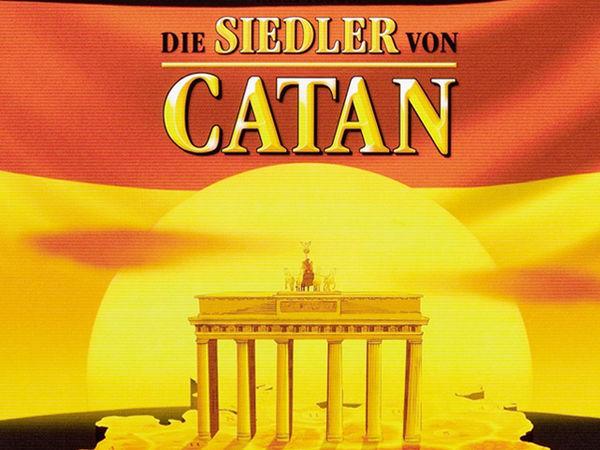 Bild zu Alle Brettspiele-Spiel Die Siedler von Catan: Deutschland Edition