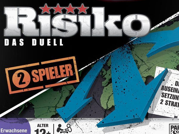 Bild zu Alle Brettspiele-Spiel Risiko: Das Duell