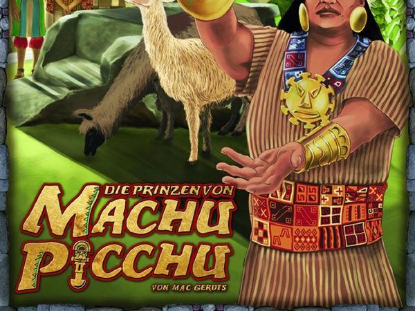 Bild zu Alle Brettspiele-Spiel Die Prinzen von Machu Picchu