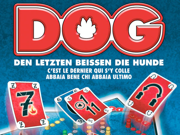 Bild zu Alle Brettspiele-Spiel Dog