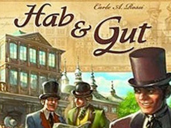 Bild zu Alle Brettspiele-Spiel Hab & Gut