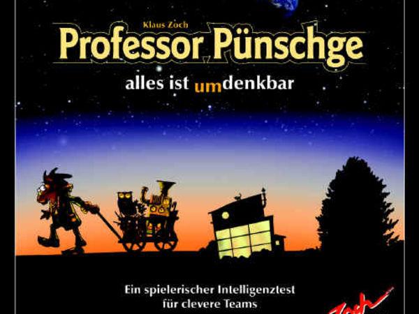 Bild zu Alle Brettspiele-Spiel Professor Pünschge