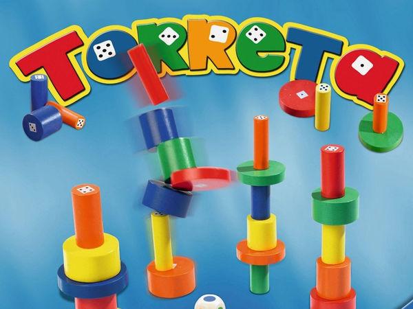 Bild zu Alle Brettspiele-Spiel Torreta