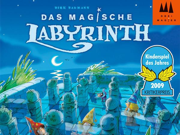 Bild zu Alle Brettspiele-Spiel Das magische Labyrinth