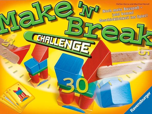Bild zu Alle Brettspiele-Spiel Make 'n' Break Challenge