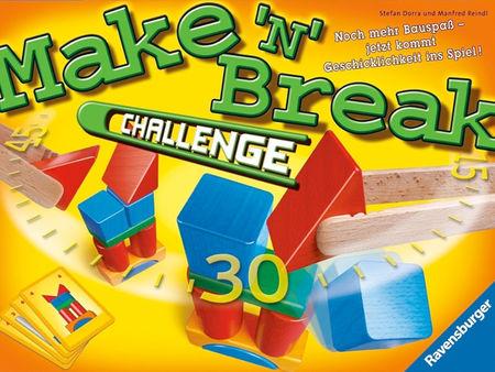 Make 'n' Break Challenge