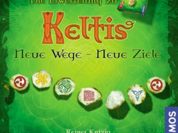 Bild zu Alle Brettspiele-Spiel Keltis: Neue Wege, neue Ziele