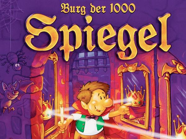 Bild zu Alle Brettspiele-Spiel Burg der 1000 Spiegel
