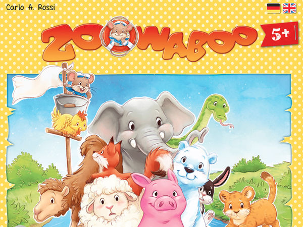 Bild zu Alle Brettspiele-Spiel Zoowaboo
