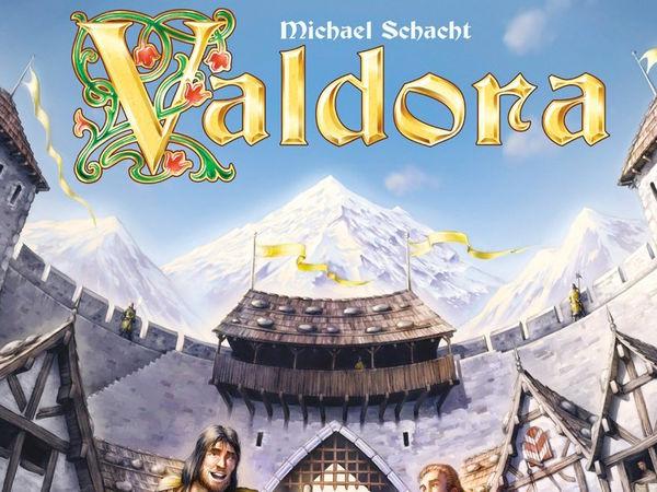 Bild zu Alle Brettspiele-Spiel Valdora