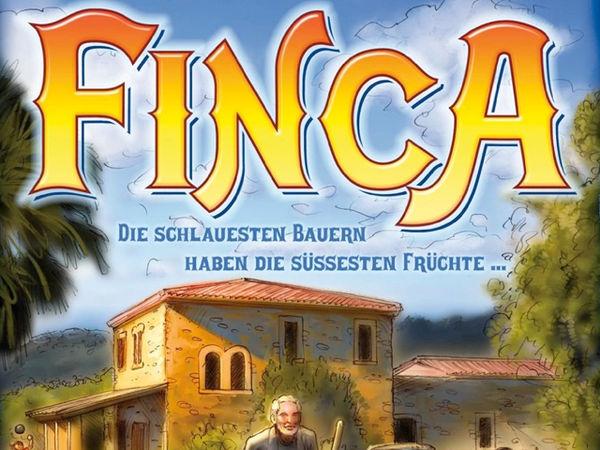 Bild zu Alle Brettspiele-Spiel Finca