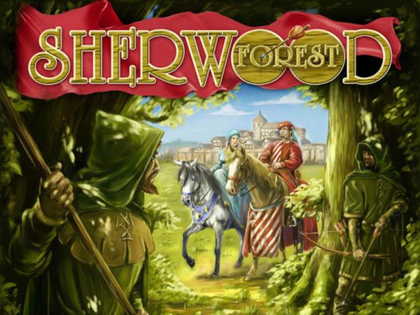 Bild zu Alle Brettspiele-Spiel Sherwood Forest