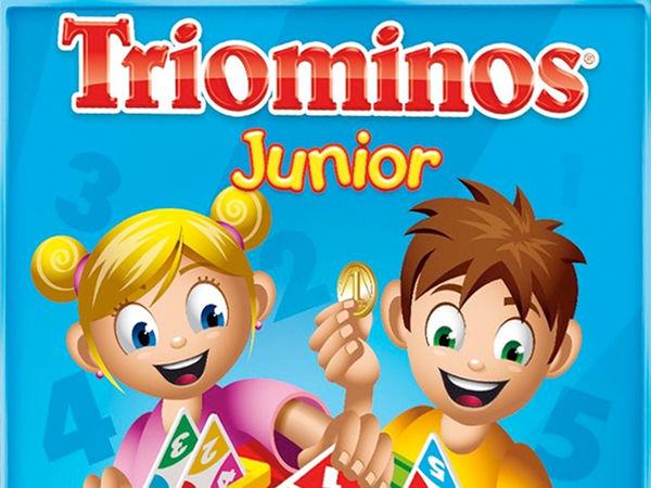 Bild zu Alle Brettspiele-Spiel Triominos Junior