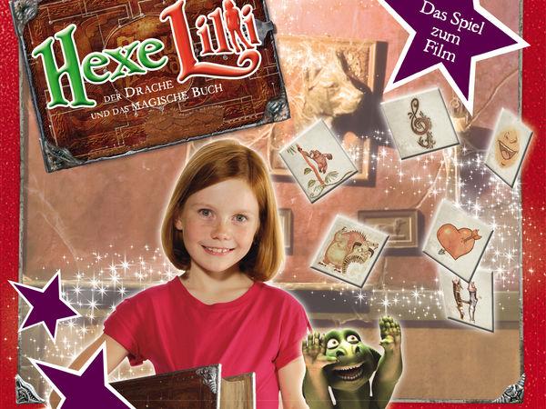 Bild zu Alle Brettspiele-Spiel Hexe Lilli: Der Drache und das magische Buch