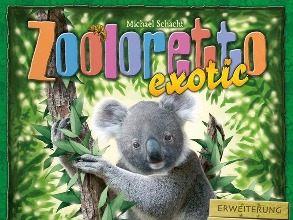 Bild zu Alle Brettspiele-Spiel Zooloretto: Exotic